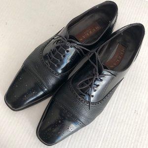 Mezlan 1968 Men's Black Shoes Sz 10.5 M Shoes